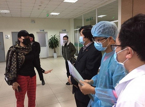 vietnam coronavirus infection counts rises to 10 with three cured