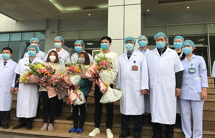three more coronavirus patients successfully cured in vietnam