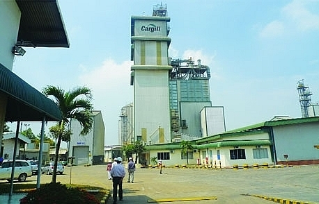 cargill licensed to develop animal feed project in bac ninh