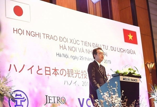japanese investors seek business opportunities in hanoi