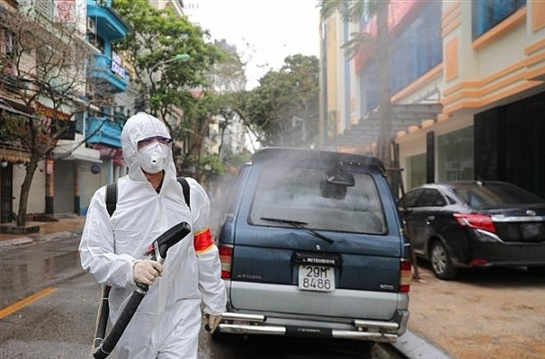 vietnam confirms 31st covid 19 case famous hotels disinfected