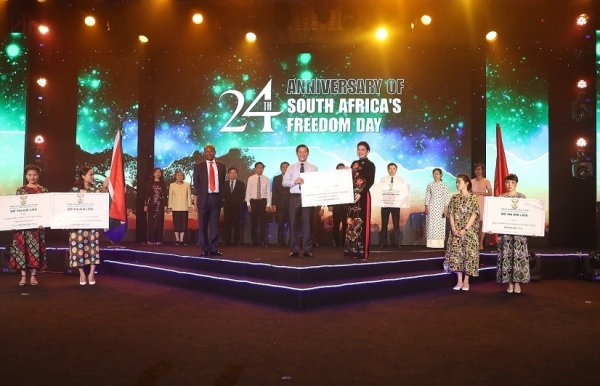 south african national day marked in ho chi minh city