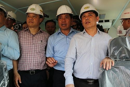 transport minister no more delays at cat linh hadong metro