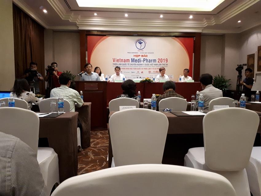 450 businesses to attend vietnam medi pharm 2019 next week