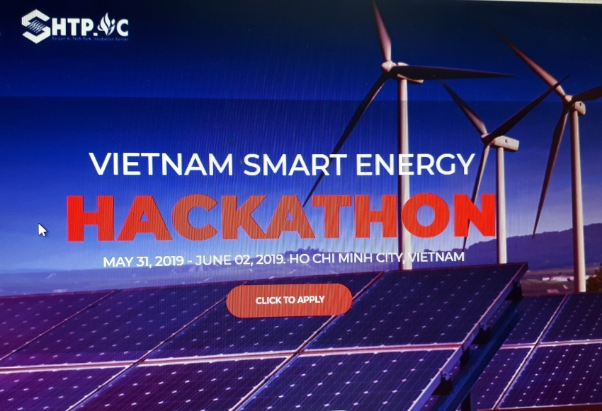 first vietnam smart energy hackathon to open in ho chi minh city soon