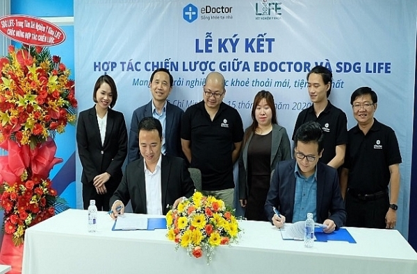 life lab and edoctor sign strategic partnership