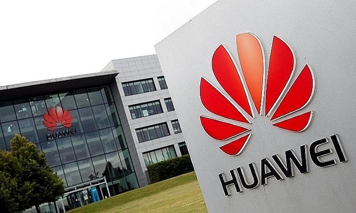 huawei announces 165 per cent fall in revenue in first quarter