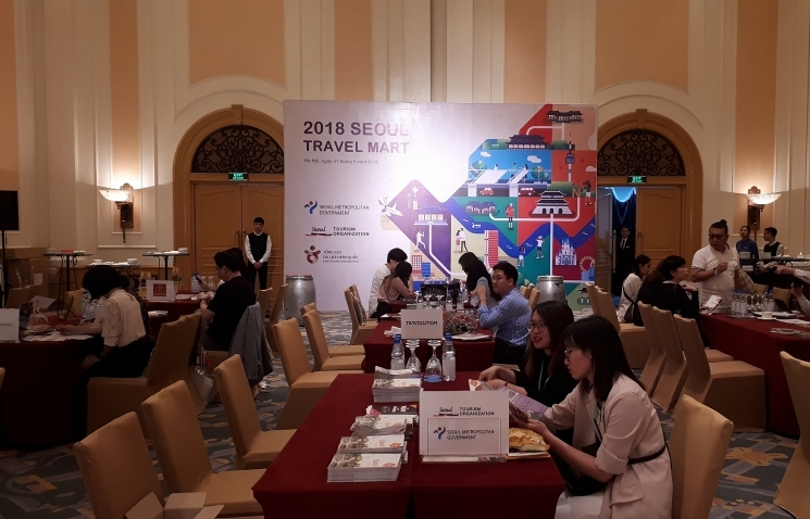 south korea travel firms seek more vietnamese arrivals