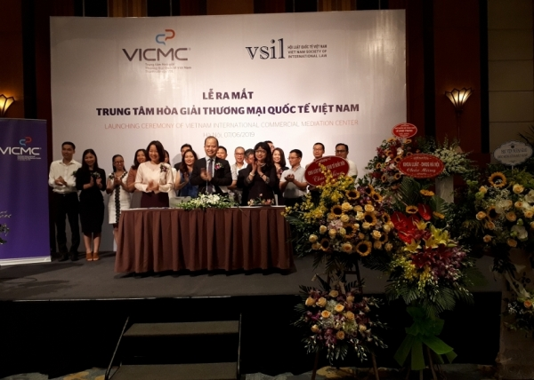 first vietnam international commercial mediation centre opens