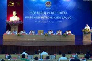 vietnam seeks to increase economic efficiency of northern hub