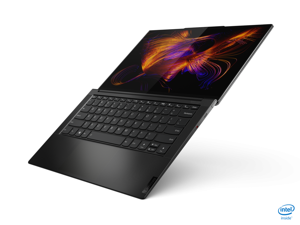 Lenovo breaks through smarter experience with a trio of new premium Yoga laptops