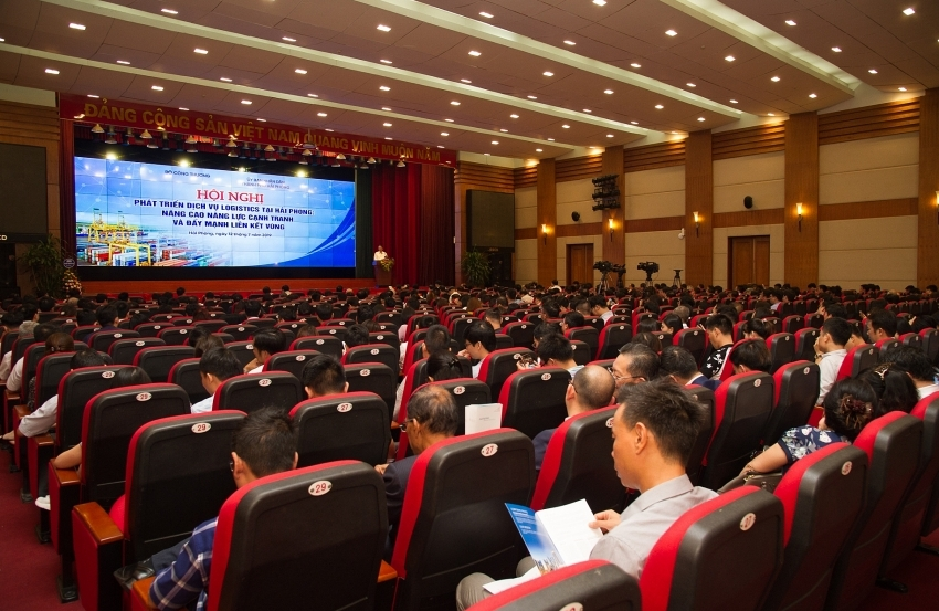 haiphong seeks to develop into international logistics hub