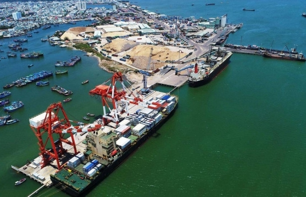 Quy Nhon Port makes strong profit in H1 despite COVID-19