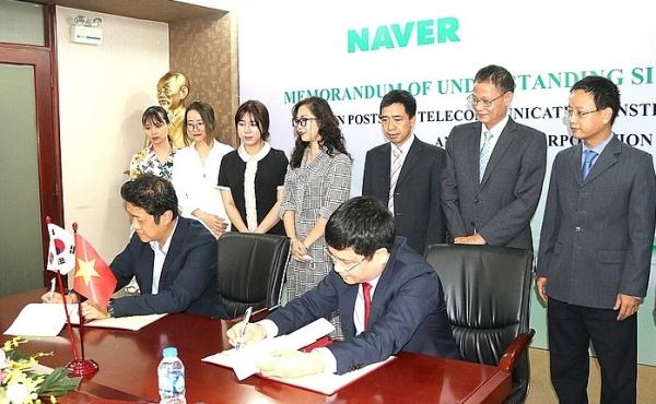 south koreas internet giant naver ventures further into vietnam