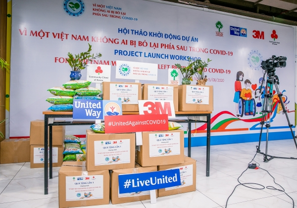 3m vietnam and msd team up to support communities hit by covid 19