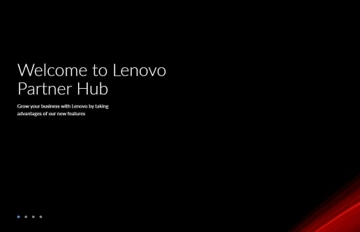 lenovo launches new global partner hub