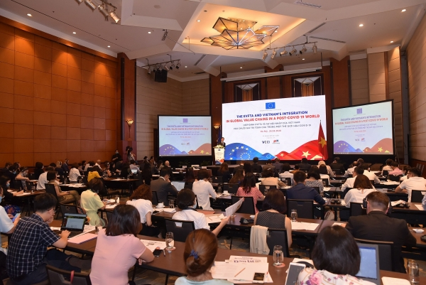 vietnam and eu seek to maximise benefits from evfta post covid 19