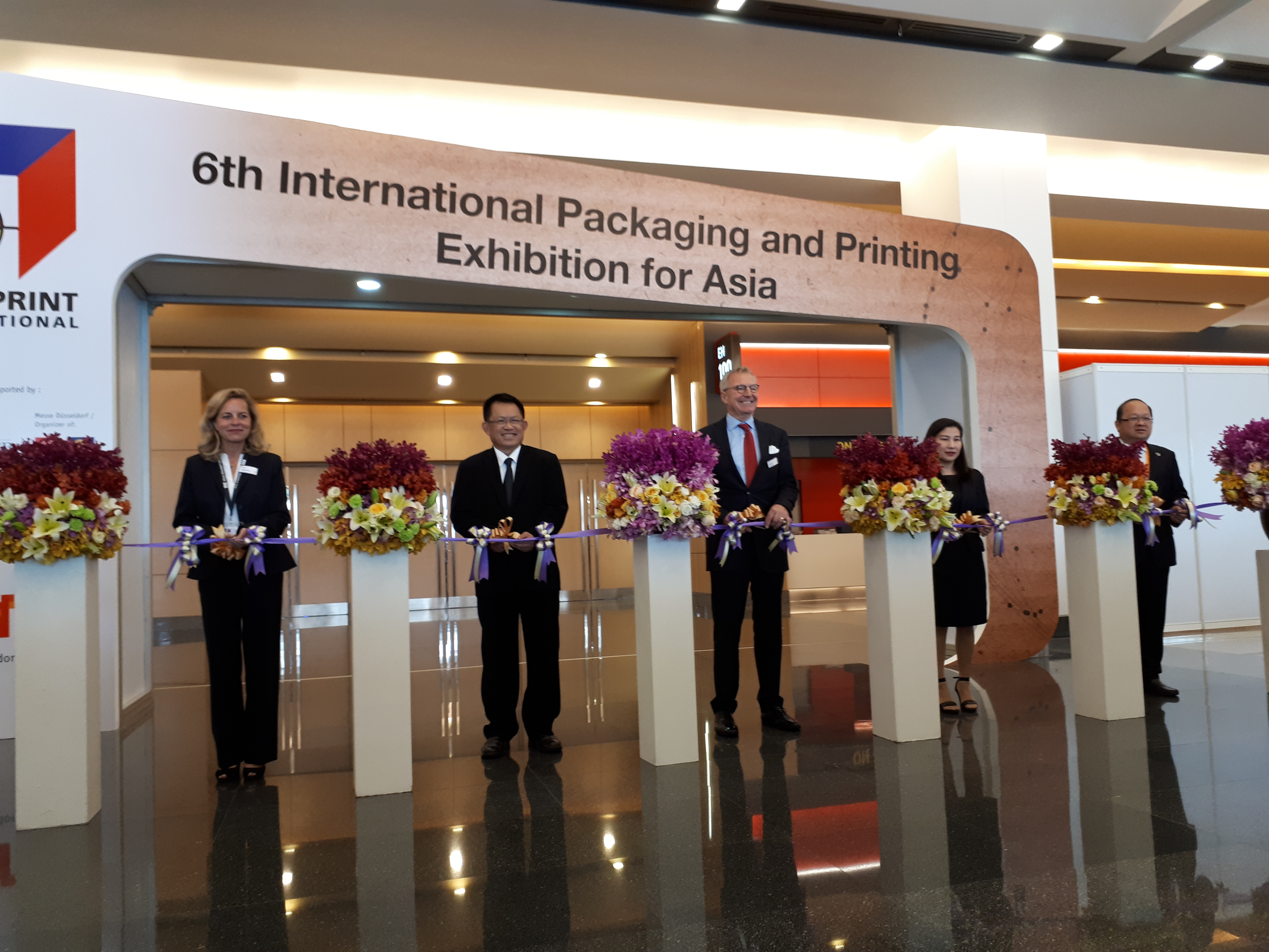 Pack Print International promotes cross-trade partnerships in Southeast Asia
