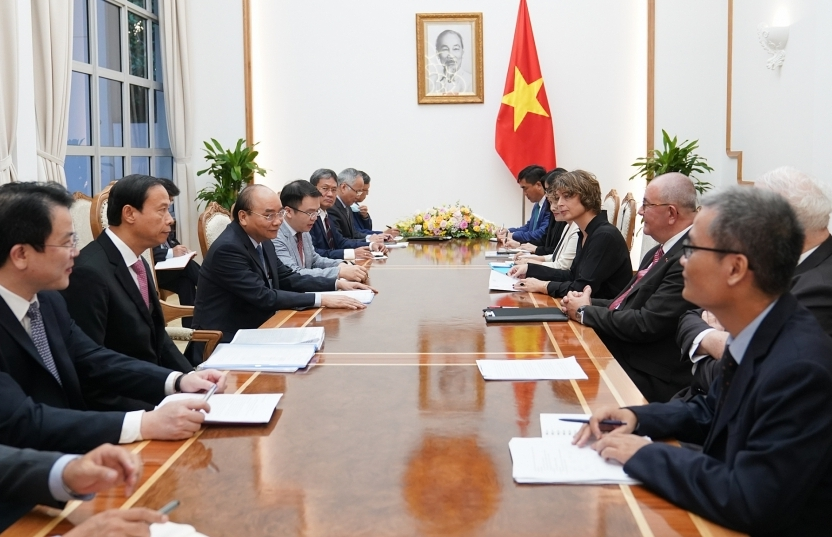 eu investors eye 1 billion logistics hub in vietnam