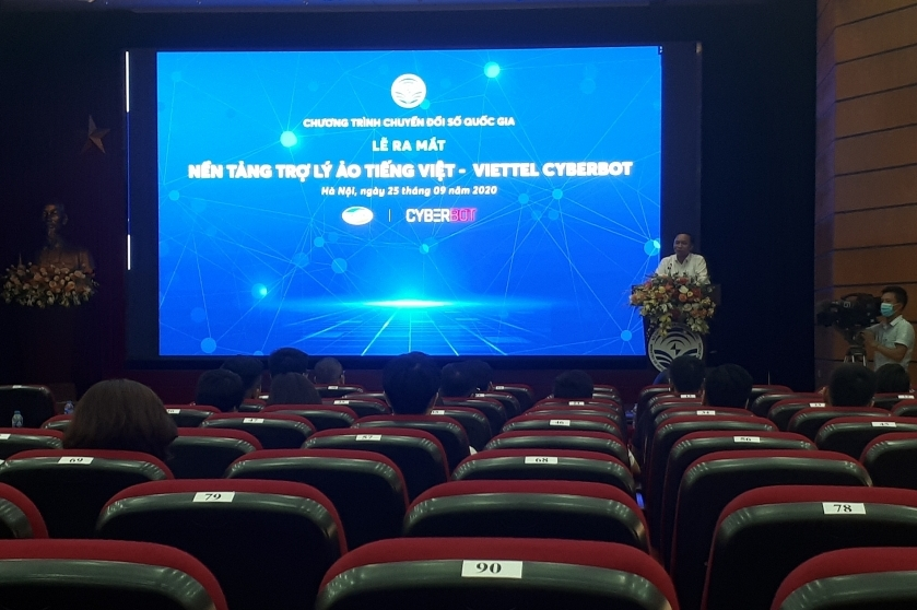 vietnam announces new digital platform viettel cyberbot
