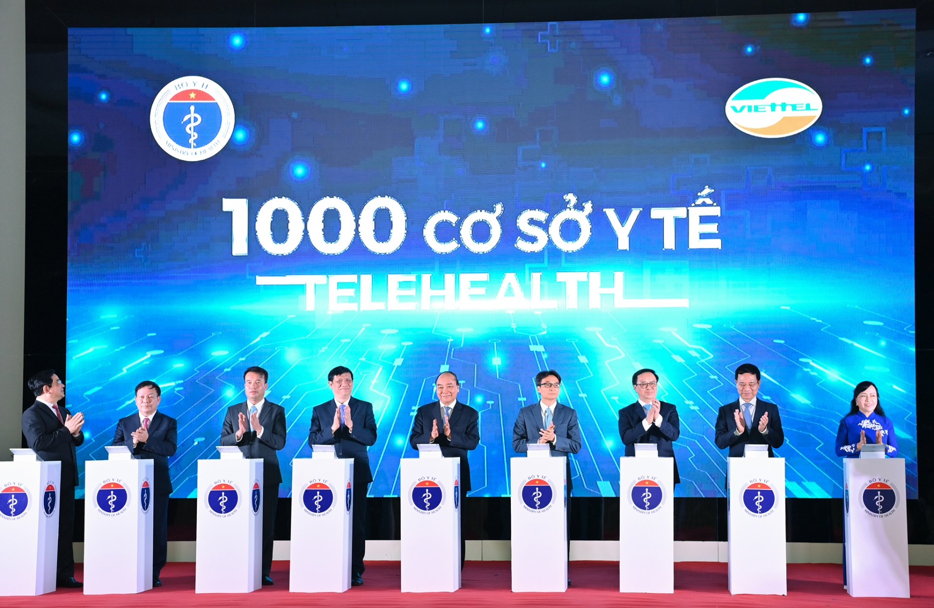 vietnamese healthcare marks important digital milestone of 1000 telehealth facilities