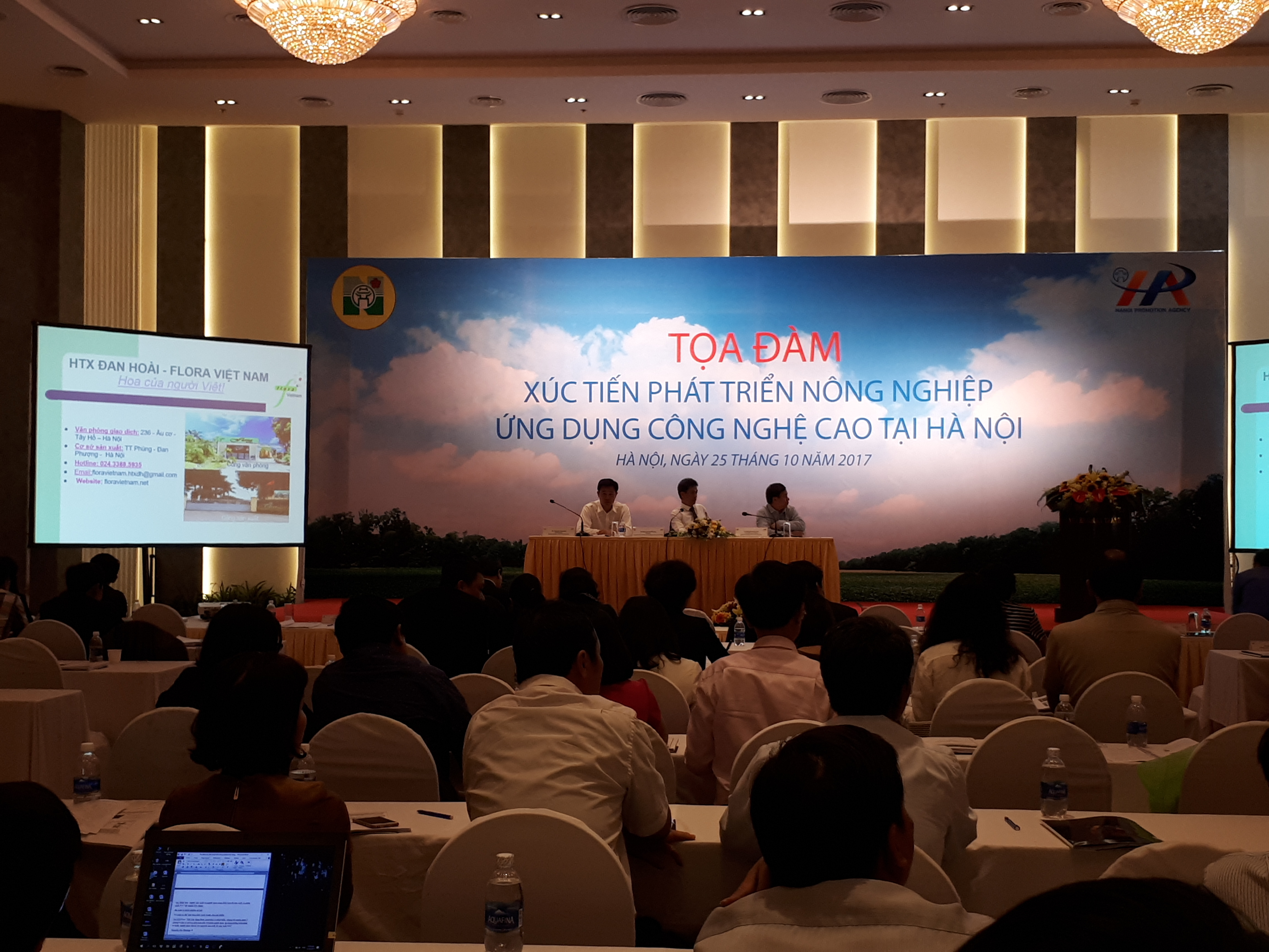 hanoi sets ambitious targets for high tech agriculture