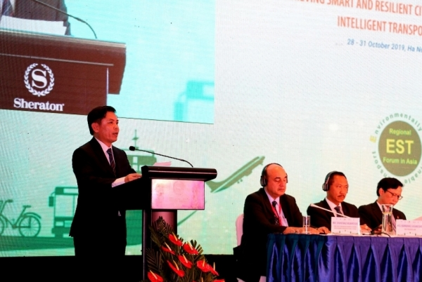 asian countries seek solutions to sustainable transport development