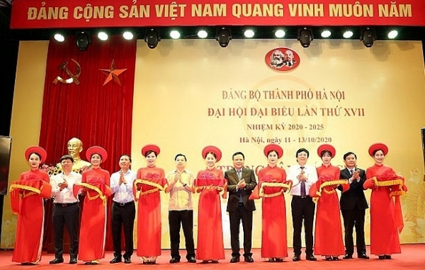 hanoi launches press centre to serve 17th party congress