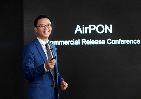 huawei airpon awarded best fixed access solution at broadband world forum 2020