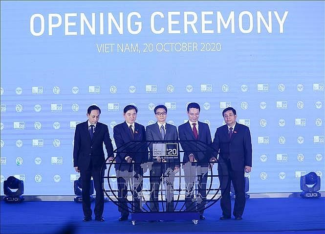itu digital world 2020 virtually opens in vietnam