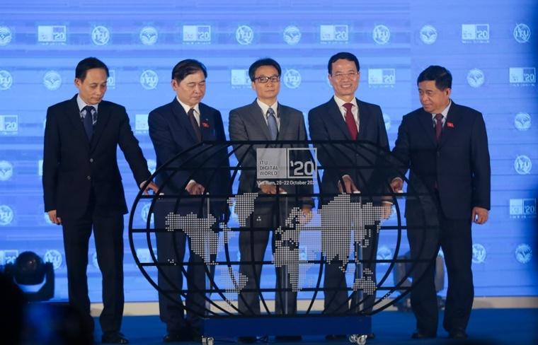 ITU Digital World 2021 to open next week