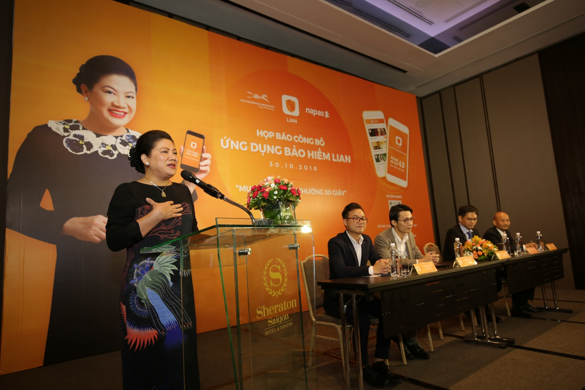 first automated insurance application launched in vietnam