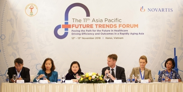 regional policy makers discuss future healthcare trends