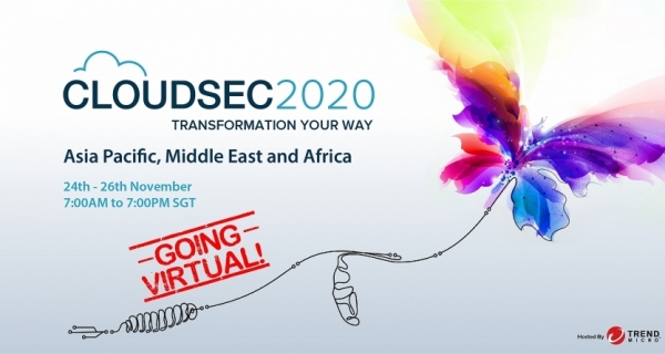 trend micros cloudsec 2020 conference to open on november 24
