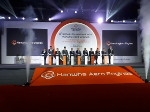 first foreign invested aero engine project starts operation in vietnam