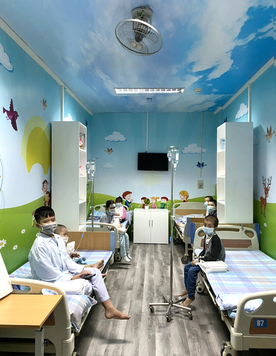 immortal wish programme launched to support pediatric cancer patients in vietnam