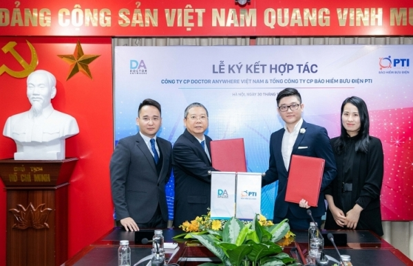 doctor anywhere cooperates with pti to expand reach of digital healthcare in vietnam