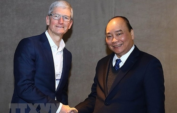 apple to build data centre in vietnam