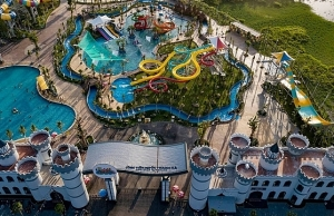 hanois largest water park demolished for lack of certificates