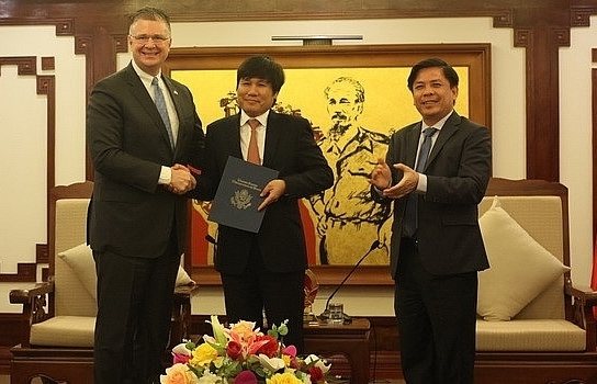 vietnam officially receives category 1 from us aviation authority