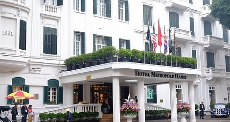 president trump and chairman kim to meet and dine at metropole hanoi