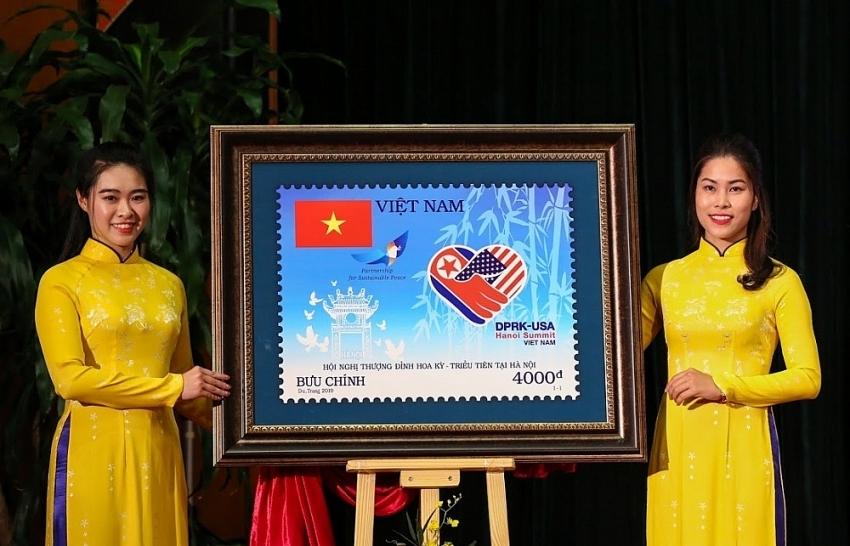 vietnam post breaks records on occasion of dprk us hanoi summit