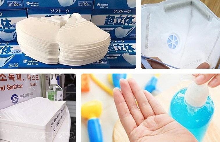 price of masks and hand wash going up due to coronavirus