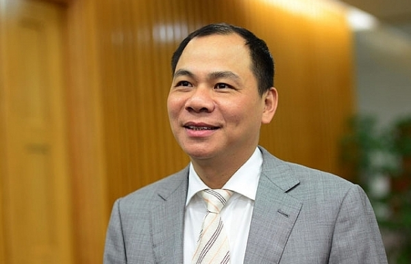 billionaire pham nhat vuong resigns as chairman of vinhomes