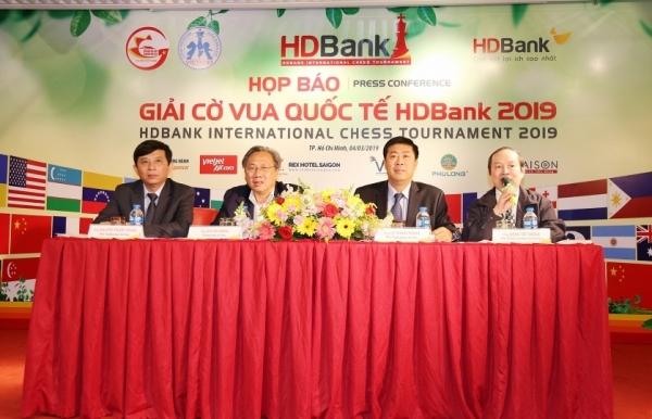 hdbank international chess tournament 2019 seeks winner