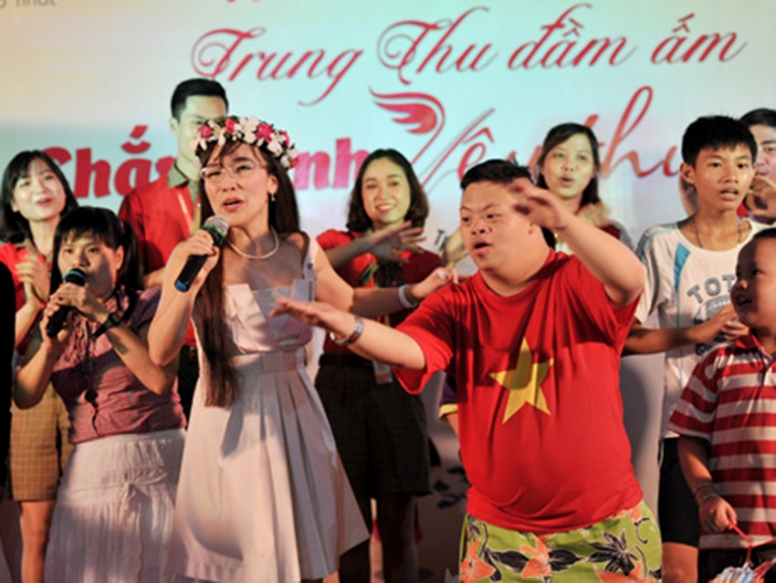 billionaire nguyen thi phuong thao passion in charity