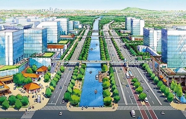 55 million mega eco urban area in bac ninh submitted to the pm