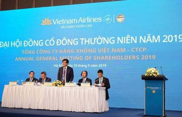 vietnam airlines sets 2019 revenue target of 486 billion