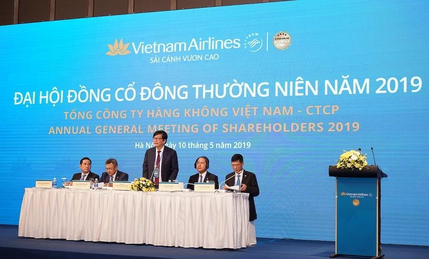 vietnam airlinessets 2019 revenue target of 486 billion