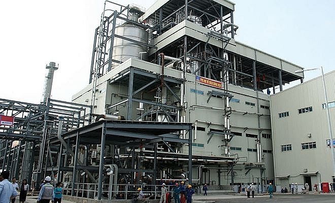 investigation into petrovietnam losses in dinh vu polyester